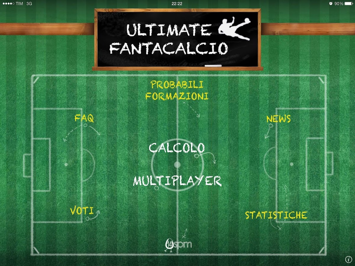Ultimate Fantacalcio- screenshot