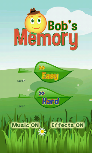 ボブの記憶ゲーム