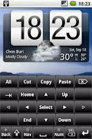 Screenshot of Arch Thai Keyboard