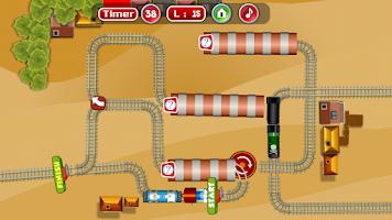 Screenshot of Express Train -  Puzzle Games