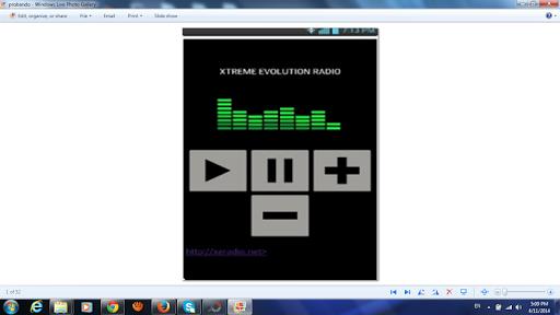 RADIO XER
