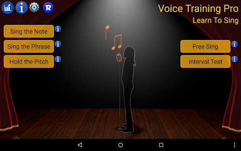 Voice Training Pro vInterval