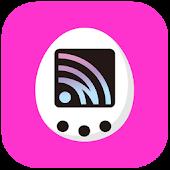 たまごっち4Uアプリ