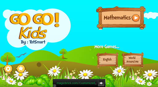 Go Go Kids - Maths