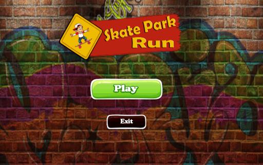 Skate Park Run