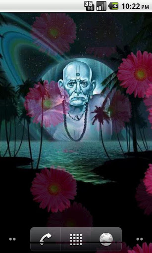 Swami Samarthan live wallpaper
