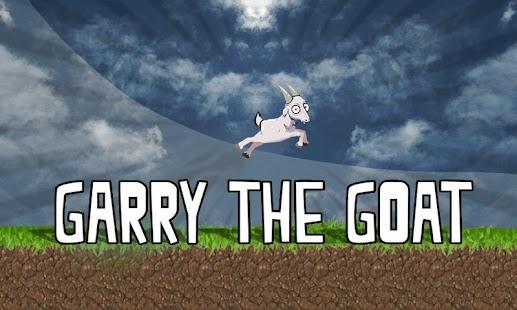 Garry The Goat - Run Jump Fun