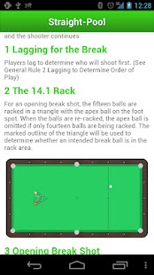Billiard Rules - screenshot thumbnail