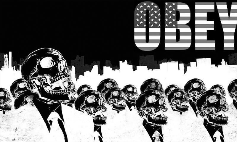 OBEY Wallpaper - screenshot