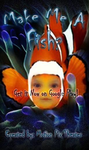 Make Me A Fish - Sea Aquarium