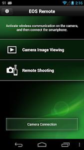 EOS Remote v1.3.1.0