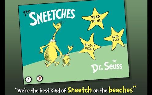 The Sneetches - Dr. Seuss - screenshot thumbnail