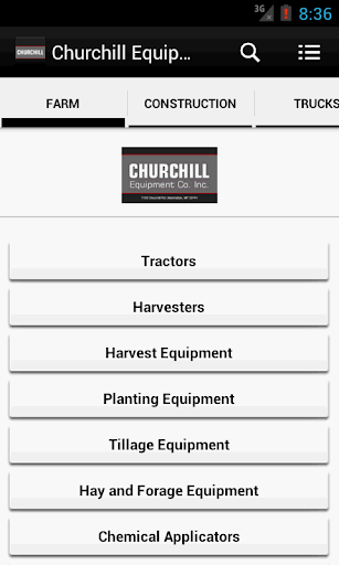 Churchill Equipment
