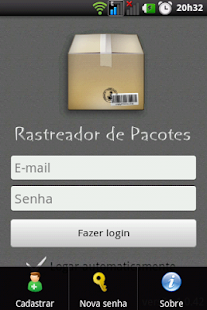 Rastreador de Pacotes - GRATIS - screenshot thumbnail