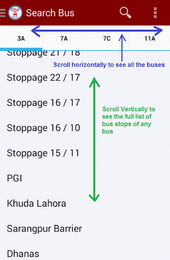【免費旅遊App】Chandigarh Bus Routes-APP點子