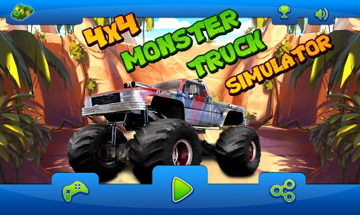 4x4 Monster Truck Simulation