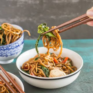 30-Minute Chicken Chow Mein.