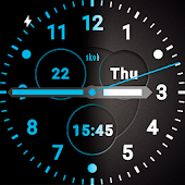 Night Vision Skob Watch Face