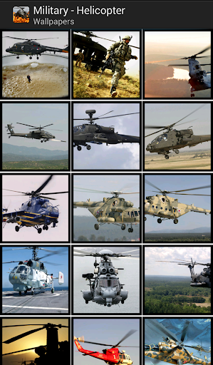 Helicopters - HD Wallpapers