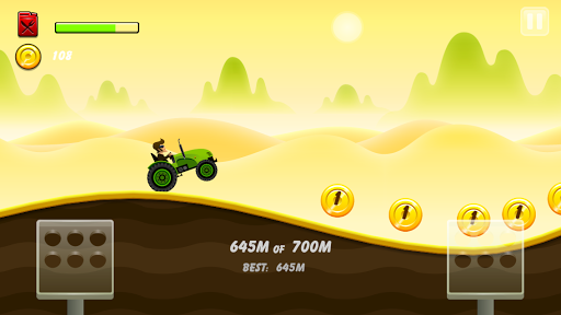 Hill Racing: balap daki bukit 3.35 screenshots 6