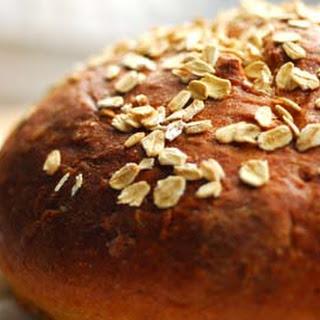 Great-Grandma Gibson's Oatmeal Bread.