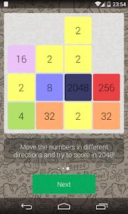 2048 Parrots, Best puzzle game 이미지[1]
