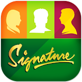 The Signature Selfies App