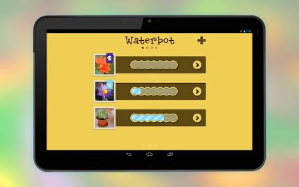 Waterbot: Plants watering Screenshot 8