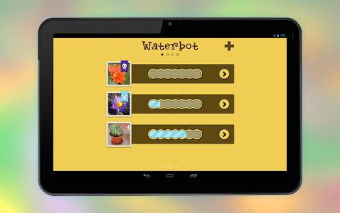 Waterbot: Plants watering Screenshot 8