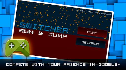 Switcher jump run