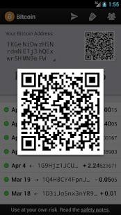 Bitcoin Wallet - screenshot thumbnail