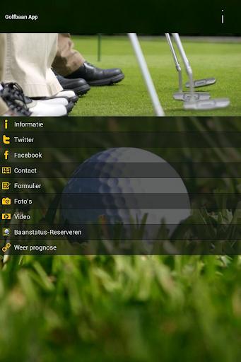 Golfbaan App