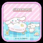 Cinnamoroll Bubble Bath Theme icon