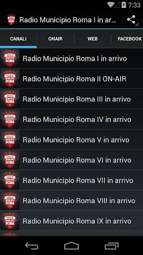Radio Municipio Roma