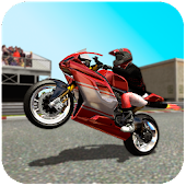 Speed Bike Racing