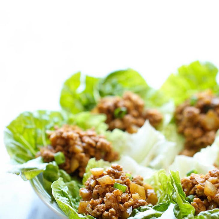 PF Chang'S Chicken Lettuce Wraps Recipe