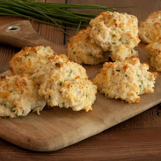 Parmesan Cheddar Chive Biscuits