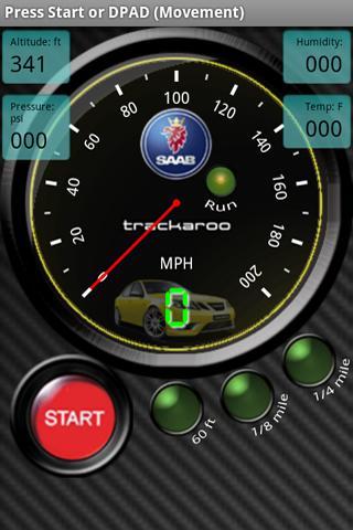 Saab Speedo Dynomaster Layout- screenshot