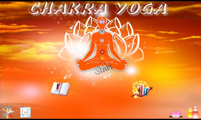 Chakra Yoga and Meditation - screenshot