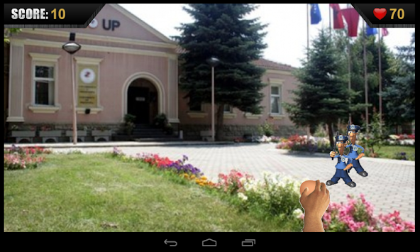 Studenti Proteston apk screenshot