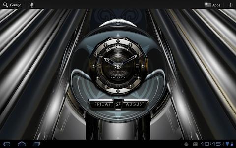 Yachtsta designer Clock Widget v2.40