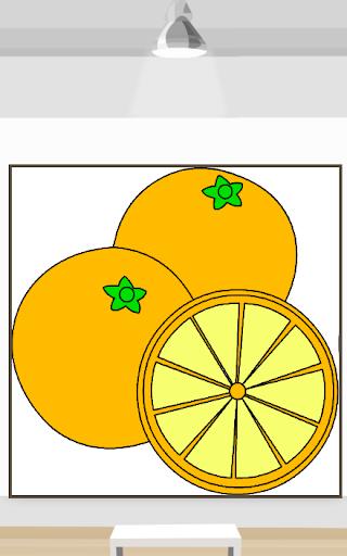 Coloring Fruits Paint  screenshots 6