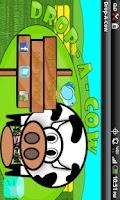Screenshot of Drop-A-Cow