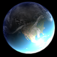 Earth Live Wallpaper 2.0