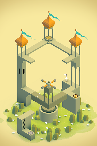 Screenshot for Monument Valley in United States Play Store