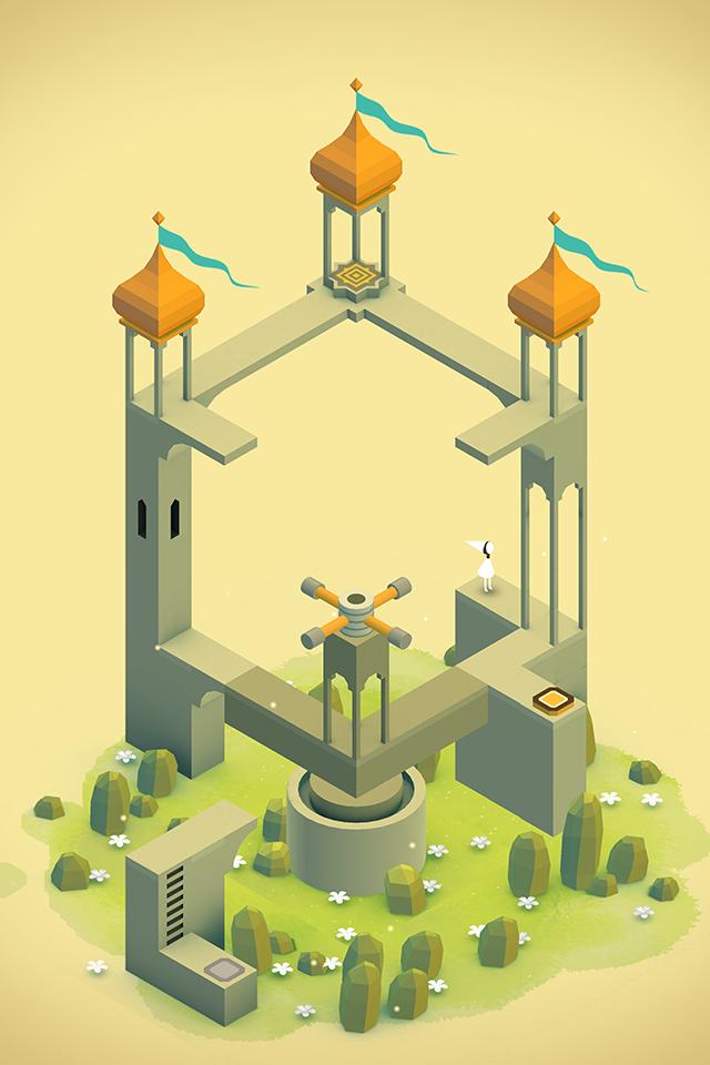 Monument Valley screenshot #3