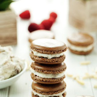 SNICKERS Macarons Recipe