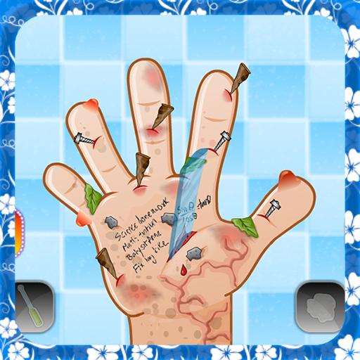 醫生女孩子的遊戲 休閒 App LOGO-硬是要APP