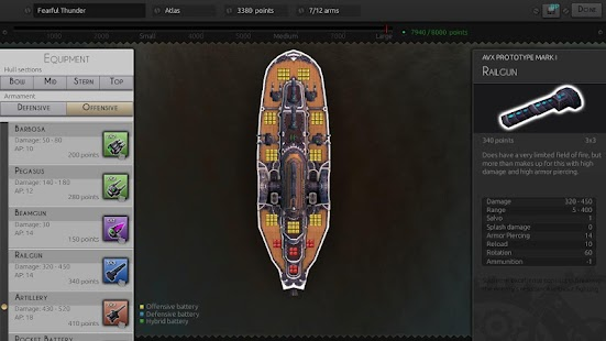 Leviathan: Warships - screenshot thumbnail