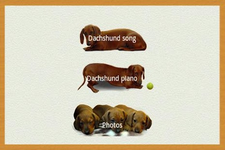 Dachshund sad song Free- screenshot thumbnail